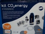 Co2 con Ingredienti Energy Classic Kit Acquario FERPLAST