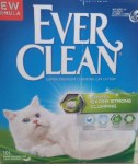 Lettiera Gatto Ever Clean Extra Strenght Scented 10 kg Lordi